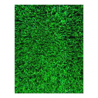 Green Grass Template Flyer