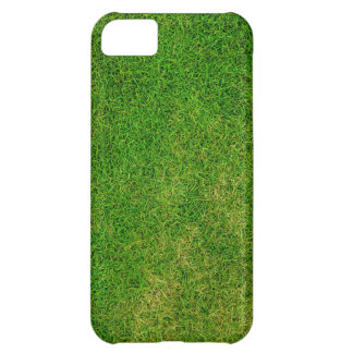 Green Grass Texture iPhone 5C Cases