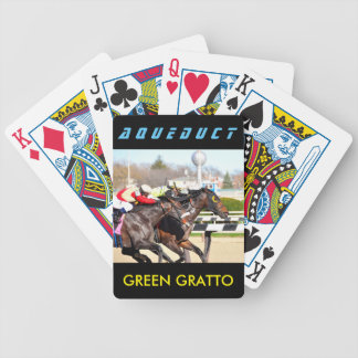 Green Gratto & Unified Bicycle Playing Cards