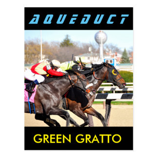 Green Gratto & Unified Postcard