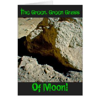 Green, Green Grass Card