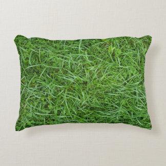 Green Green Grass of Home Decorative Pillow