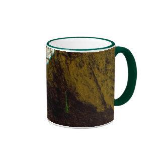 Green, Green Grass Ringer Mug