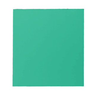 GREEN, GREEN, GREEN OF THE JUNGLE! (solid color) ~ Memo Pads