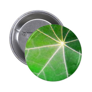 GREEN GREEN LEAF fresh healthy gift Buttons