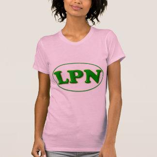 green green LPN Shirt