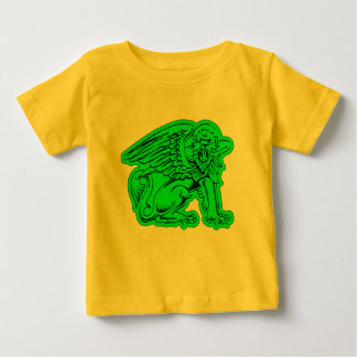 Green Griffin Baby T-Shirt