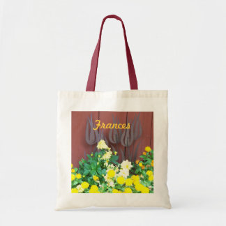 Green Grocery or Garden Tote Bag