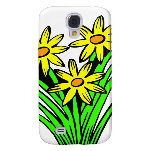 Green Grows On You Galaxy S4 Case
