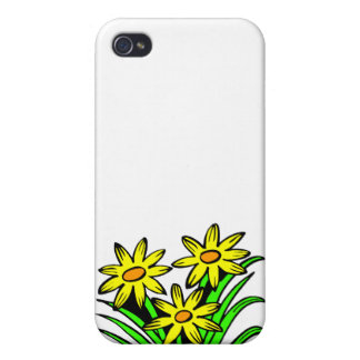 Green Grows On You iPhone 4 Cases