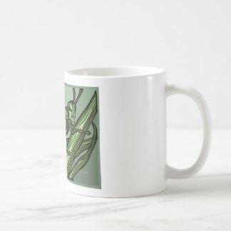 Green Grows the Grasshopper Coffee Mug