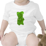 Green Gummy Bear Candy Shirts