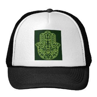 Green*Hamsa Gorras