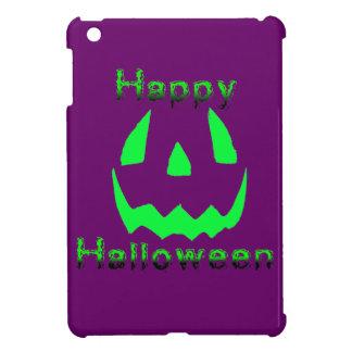 Green Happy Halloween Case For The iPad Mini