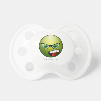 Green Head Pacifier