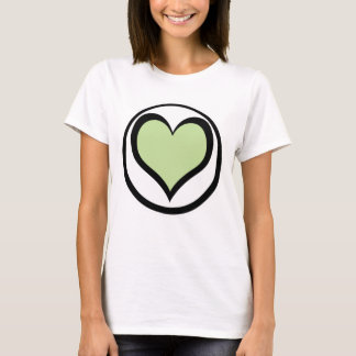Green Heart Awareness T-Shirt