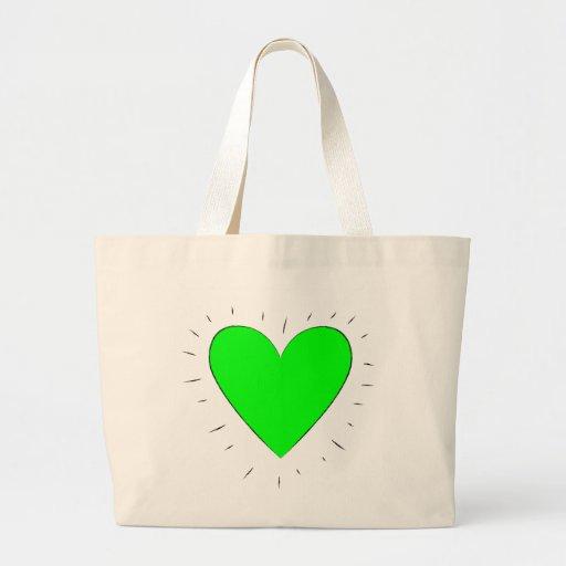 Green Heart - Bag