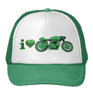 Green Heart - Valentine's - St. Patrick's Day Trucker Hat