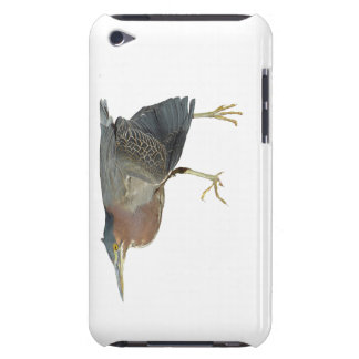 Green Heron IPod Touch Case