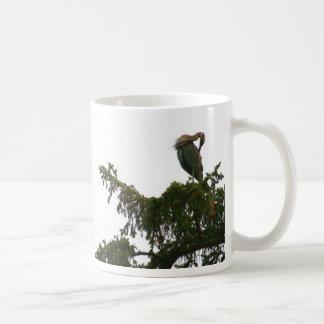 Green Heron Mug