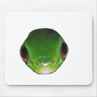 Green Highland Racer Mouse Pad