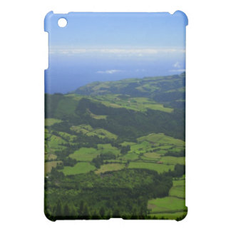 Green hills - Azores islands Cover For The iPad Mini