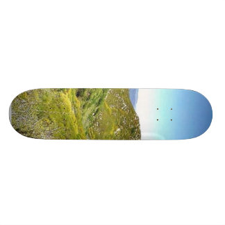 Green Hills Skateboard Deck