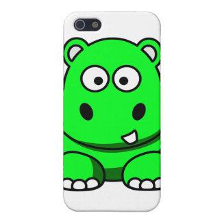 Green Hippo Case