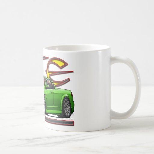 Green_Holden_UTE.png Classic White Coffee Mug