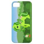 Green Hoof iPhone 5 Cover
