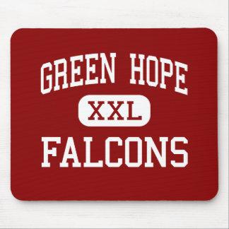 Green Hope - Falcons - High - Cary North Carolina Mouse Pad