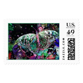 Green Hope Postage Stamps
