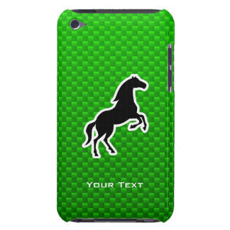 Green Horse Barely There iPod Case