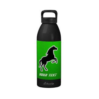 Green Horse Drinking Bottle