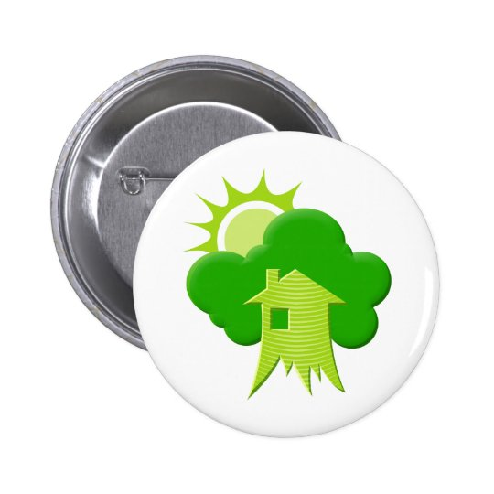 Green House Button