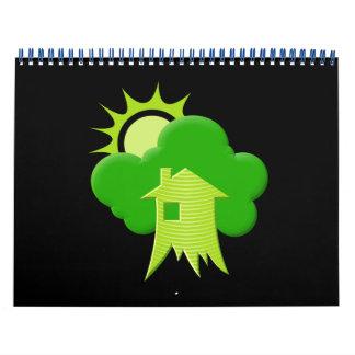 Green House Calendar