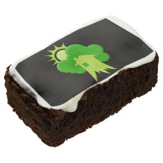 Green House Chocolate Brownie