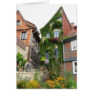 green house effect card