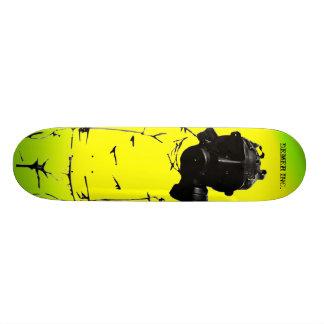 green house gas skateboard deck