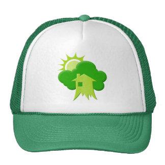 Green House Trucker Hat