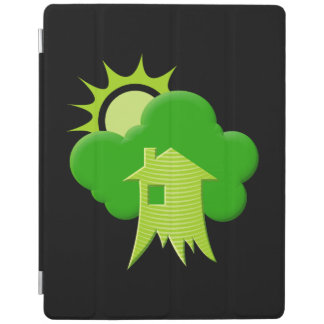 Green House iPad Smart Cover