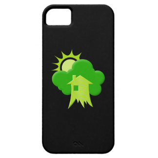 Green House iPhone SE/5/5s Case