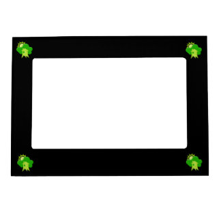Green House Magnetic Photo Frame