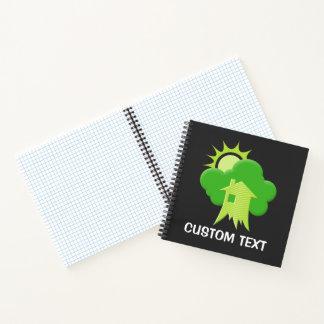 Green House Notebook
