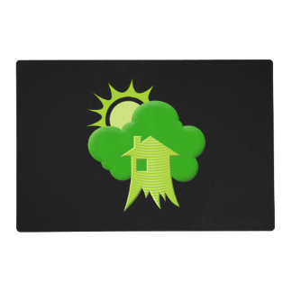 Green House Placemat