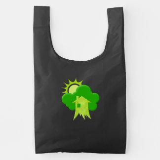 Green House Reusable Bag