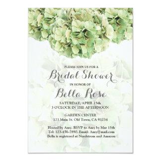 Hydrangea Wedding Invitations Announcements Zazzle