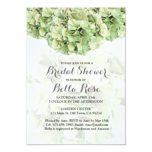 Make Bridal Shower Invitations as nice invitation example