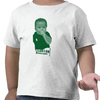 green-i-am t-shirt