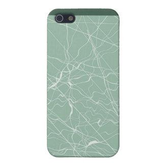 Green Ice iPhone Case